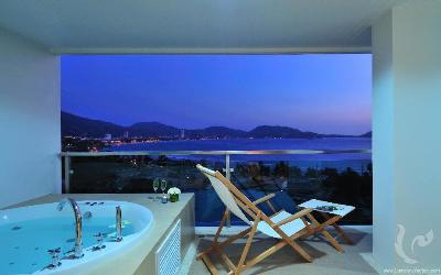 PH-A122-2bdr-2, The Spectacular Seaview Condominium at Kalim(Patong)