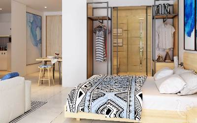 One bedroom apartment by Banyan Tree Laguna, Phuket