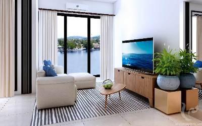 Two bedrooms apartment by Banyan Tree Laguna, Phuket