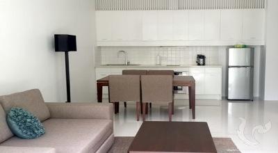 Bel appartement 1 Chambre Entièrement meublé