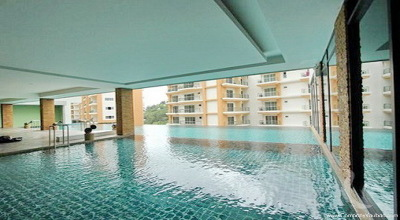 Contemporary cozy style Condominium in Phuket town.
