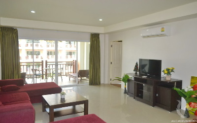 2 Bedrooms Condo in Palm Breeze Resort in Nai Harn