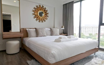 PH-C-2bdr-25, Luxury 2 Bedroom Condominium in Patong