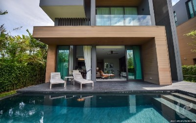 Stunning Four Bedroom Villa For Rent In Kamala