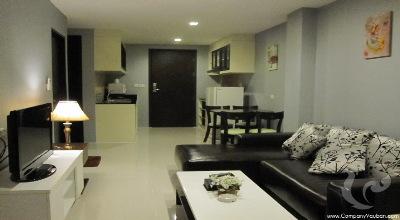 PH-C14-1bdr-1, 2 bdr Condominium Phuket - Patong