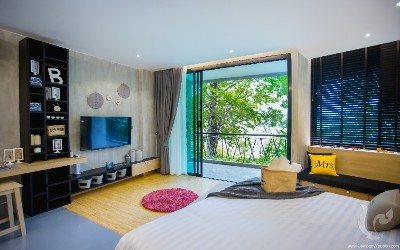 The Quality lifestyle Condominium in Kamala, Phuket