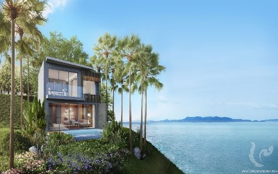 The Exclusive Seafront Villa in Ao Po