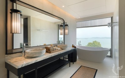 The Exclusive Seafront Residence in Ao Po