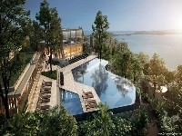 Residences Main Infinity Pool
