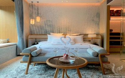 Newest Sea view Studio Condominium For Sale in Kamala
