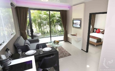 Affordable condotel in Maikhao with great option for investment