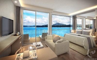 Studio in Naiyang Luxury Condominium