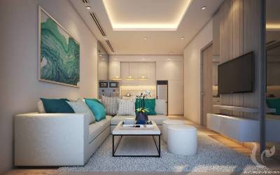 1 Bedroom Deluxe With Stunning Sea View in Kamala, Phuket