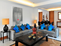 3 bdr Condominium for short-term rental  Phuket - Naithon