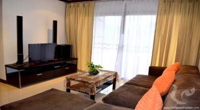 PH-C40-2bdr-2, Appartement 2 chambres, Patong