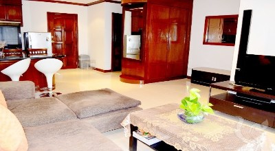 2 Bedroom in Patong Hill with View