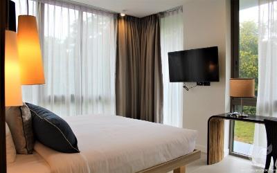 2 bedrooms corner in Laguna
