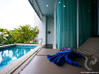 1 bdr Condominium for short-term rental  Phuket - Karon