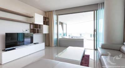 Appartement 2 Chambres avec vue sur la mer et Jacuzzi privé sur le balcon, Karon