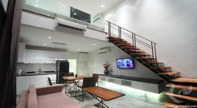 PH-C62-2bdr-1, The affordable Duplex Condo in Kamala