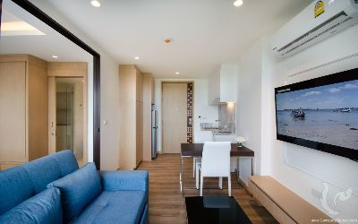 The New Modern Style Condo at Surin