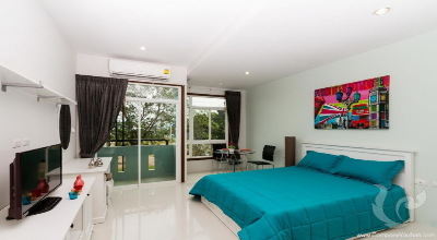 Studio Apartment in Chalong