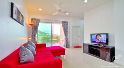 1 Bedroom Apartment with Mountain View in Chalong