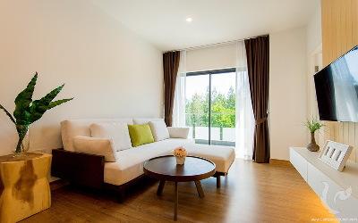 PH-C91-2bdr-1, 1 bedroom condominium in bang Tao