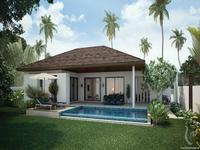 2 bdr Villa for sale in Phuket-Bang Tao