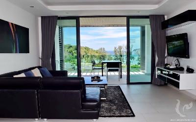 The Luxury Sea-view apartment RESORT style at Tritrang, Patong.