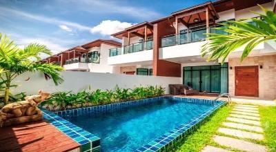 3 bdr Townhouse Phuket - Kamala
