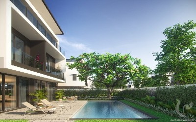 The Best Ideal for living or investment in Laguna Phuket