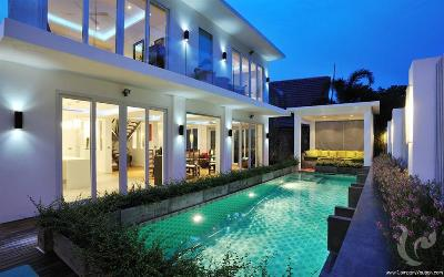 2 Bedroom Private Pool Villa for sale in Loch Palm Golf Course