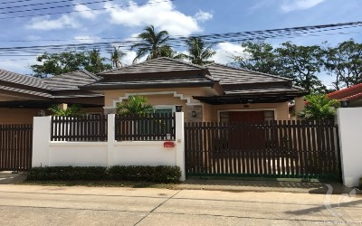 Two Bedroom Pool Villa For Sale in Nai harn