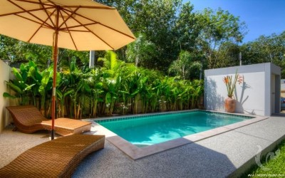 2 Bedrooms Private Pool Villa For Sale In Rawai,Phuket