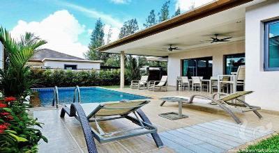 3 bdr Villa Phuket - Laguna