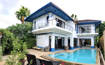 3 Bedrooms Pool Villa in Bann Suan Loch Palm, Kathu