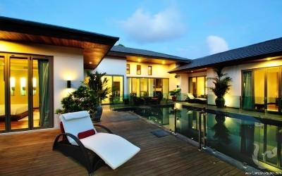 3 Bedroom Pool Villa at Bang Tao