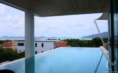 Luxury Sea View Villa with Private Pool in Rawai