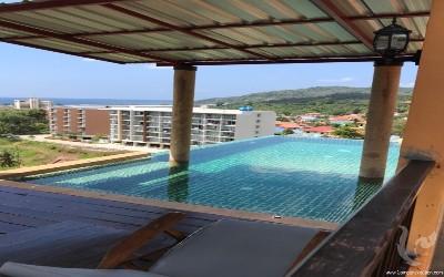 Unique Sea View Pool Villa in Karon for rent