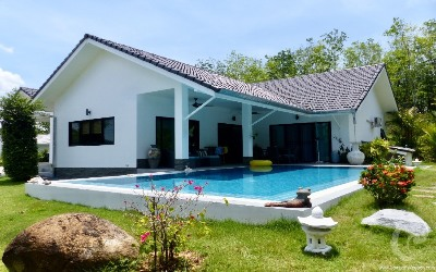 The Private Pool Villa in Khaolak, Phang Nga