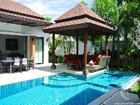 3 bdr Villa for short-term rental  Phuket - Thalang