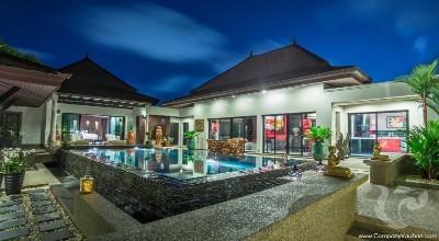 Beautiful 3 Bedroom Villa in Surin Beach - Phuket