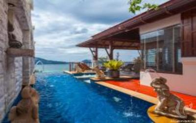 Luxury 4 BDR With Stunning Sae View @ Patong