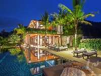8 bdr Villa for short-term rental  Phuket - Kamala