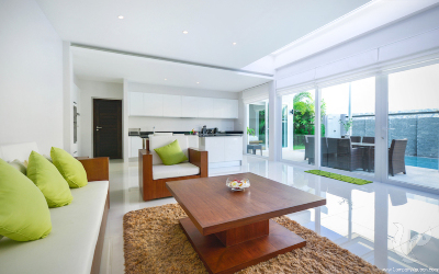 3 Bedroom Private Pool Villa in Kamala