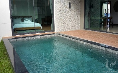 Private pool villas in Chalong, Phuket