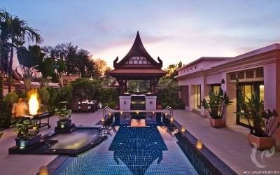 Tree Bedroom Pool Villa in Laguna Banyan Tree, Phuket