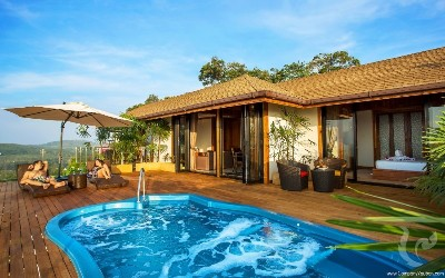2 Bedrooms Private Pool Villas Mountain View in Phang Nga