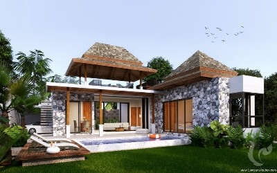 New Luxury Villa For Sale In Cherngtalay,Phuket